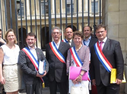 Mariage pour tous : Des maires français devant l'ONU pour dénoncer « l'atteinte à leur liberté de conscience »
