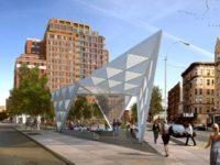 Un Mémorial en hommage aux 100.000 hommes, femmes et enfants morts du sida à New York