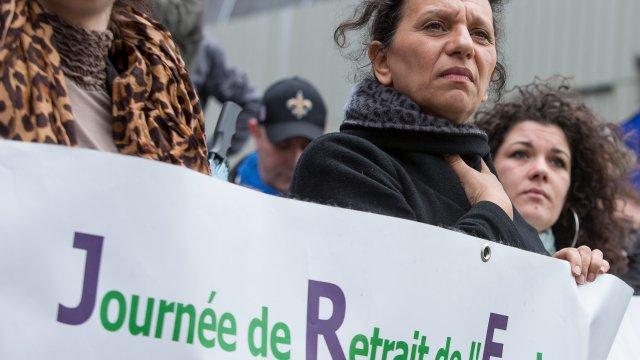 « Théorie du genre » : la peine pour diffamation de Farida Belghoul alourdie en appel (VIDEOS)