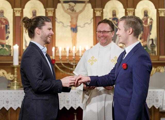 En Norvège, l'Église luthérienne adopte une nouvelle liturgie pour bénir les couples homosexuels