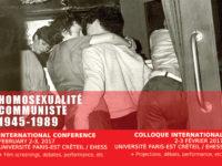 « Homosexualité communiste 1945-1989 » : un pan méconnu de notre histoire européenne