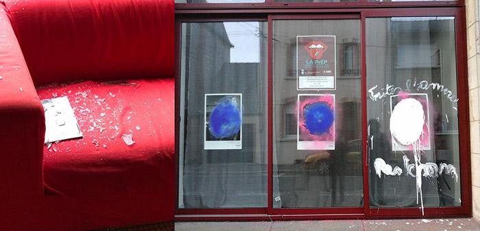 Campagne de prévention VIH : AIDES devant la justice pour « diffusion d'un message violent ou pornographique »