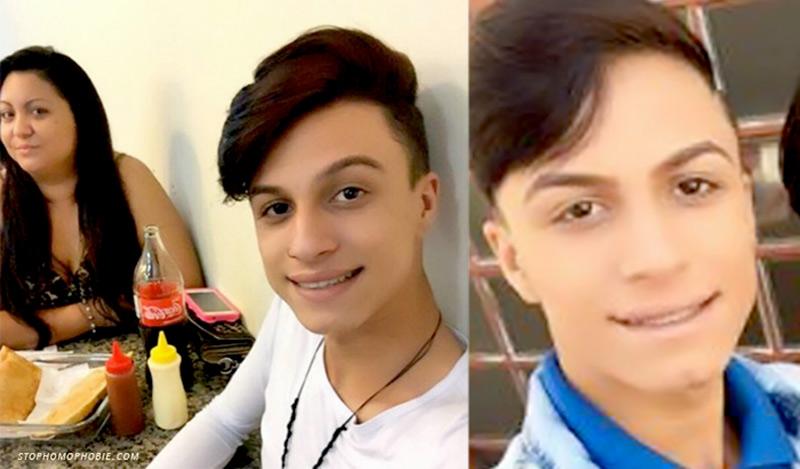 Après l'avoir fait tabasser, une mère poignarde son fils et brûle le corps « parce qu'il était gay » (VIDEO)