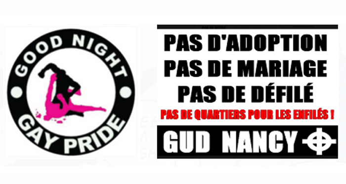 « Good night/Gay Pride » : nouvelle constitution de partie civile contre le GUD