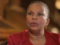 Anti-mariage pour tous « humiliés » : Christiane Taubira ne décolère pas et tacle Emmanuel Macron (VIDEO)