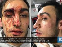 Dans l'Ohio, un couple homosexuel battu par une dizaine d'individus en pleine rue : « la police enquête » (VIDEO)