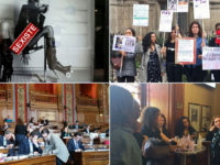 Le Conseil de Paris interdit la diffusion de publicités à caractère sexiste, LGBTphobe ou discriminatoire (VIDEO)