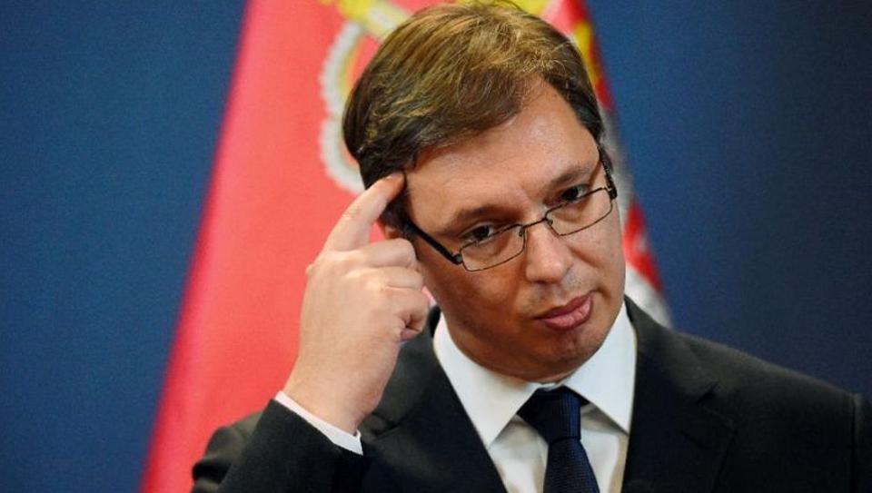 Présidentielle serbe : le clip de campagne du premier ministre interdit de diffusion pour homophobie (VIDEO)
