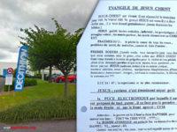 Distribution de tracts homophobes à Saint-Lô : une association manchoise porte plainte pour provocation à la haine