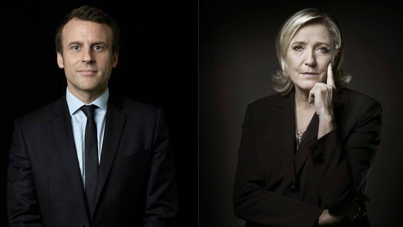 Emmanuel Macron face à Marine Le Pen au second tour de la présidentielle : Tour d'horizon pour les LGBT+