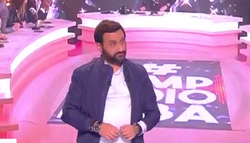 TPMP : Conscient d'être allé trop loin, Cyril Hanouna s'engage à cesser les sketchs homophobes