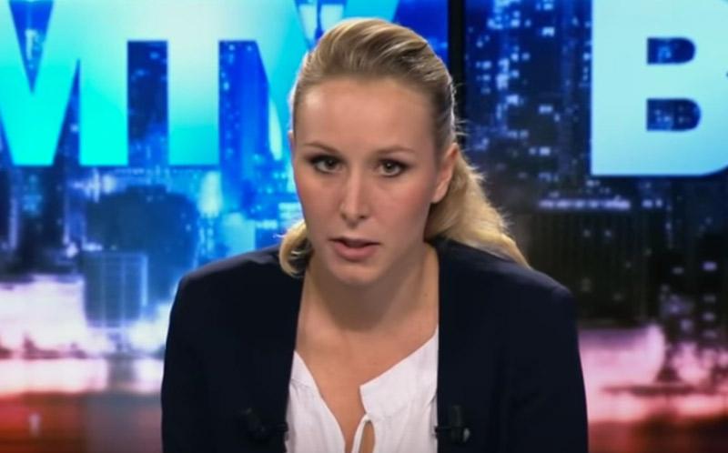 Mariage pour tous : Marion Maréchal-Le Pen « se portera garante » de l'abrogation, si Marine est élue Présidente (VIDEOS)