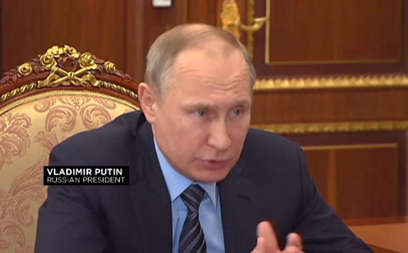 Persécutions d'homosexuels tchétchènes : Vladimir Poutine « prêt à soutenir une enquête officielle » (VIDEOS)