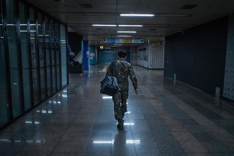 Un militaire sud-coréen condamné à 18 mois de prison, dont 12 avec sursis, pour « une relation homosexuelle »
