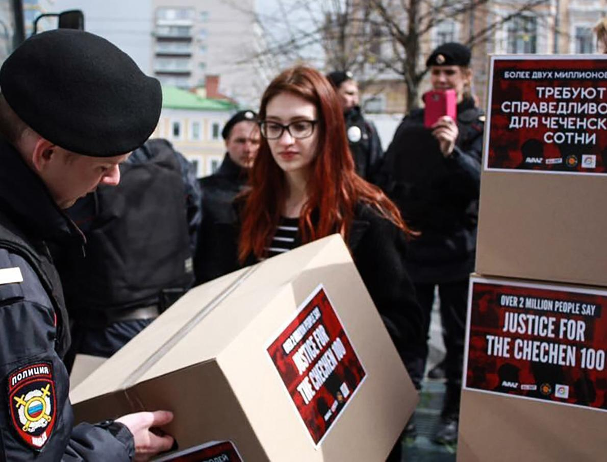 Plainte pour « génocide » devant la Cour pénale internationale contre Ramzan Kadyrov, président de Tchétchénie