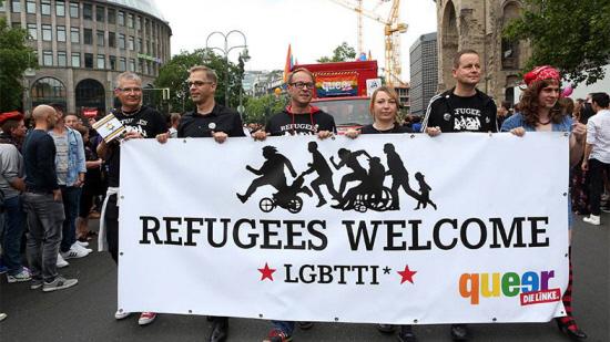 Berlin accorde un visa humanitaire à un homosexuel tchétchène : « Quatre autres pourraient suivre ! »
