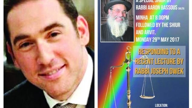 Un rabbin britannique au cœur d'une controverse pour avoir « salué » l'acceptation de l'homosexualité dans la société