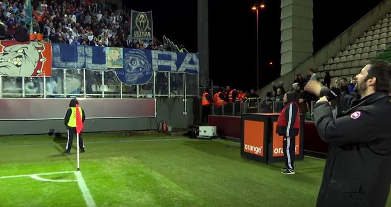 Football : Le CSA met en garde Canal+ après la diffusion d'un chant homophobe de supporters de l'OM (VIDEO)