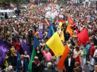 Pride Berlinoise : Plusieurs dizaines de milliers de personnes fêtent la loi allemande sur le mariage pour tous (VIDEOS)