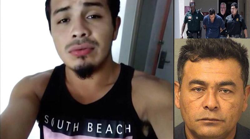 Floride : Juan Javier Cruz, 22 ans, abattu à la sortie d'un restaurant pour avoir défendu ses amis homosexuels (VIDEOS)