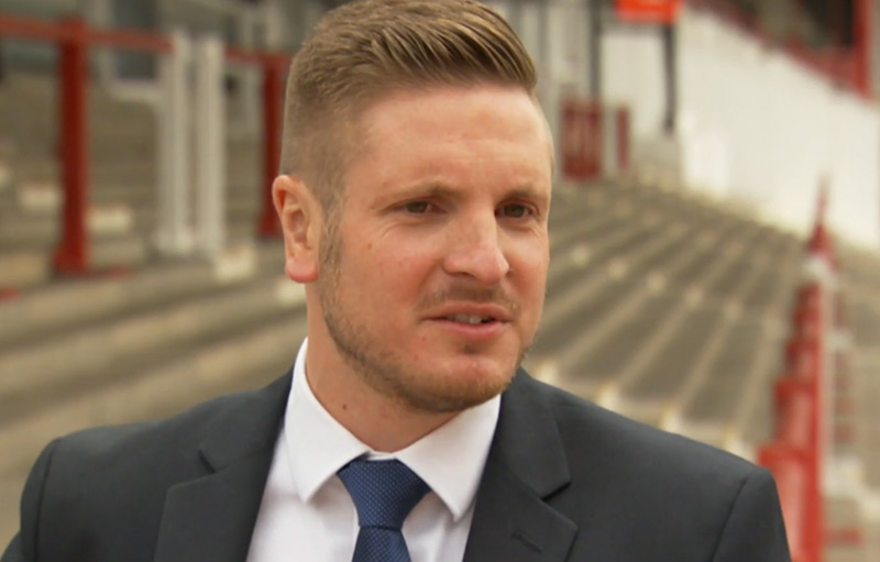 Ryan Atkin : premier arbitre de football professionnel « ouvertement gay » en Grande-Bretagne (VIDEO)
