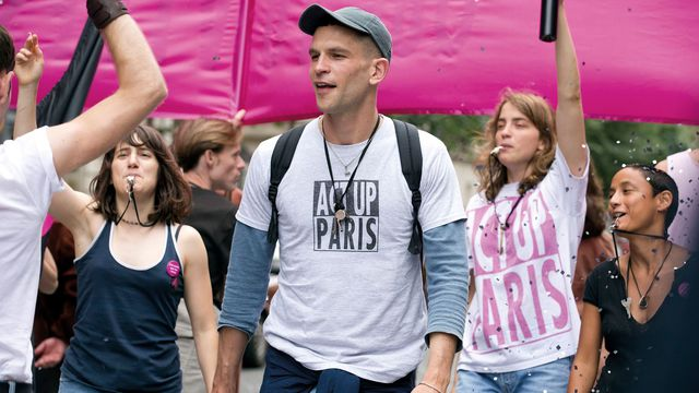 « 120 Battements par minute », Queer Palm 2017 et Grand prix du 70e Festival de Cannes (VIDEOS)