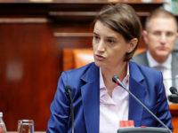 La Première ministre serbe, lesbienne, attendue à la Pride de Belgrade : « Inédit mais insuffisant »