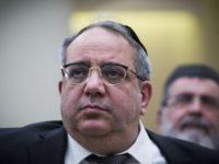 En Israël, un député contraint à la démission, pour avoir assisté au mariage d'un neveu homosexuel