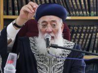 Manifestation contre la venue à Paris du rabbin Shlomo Amar, connu pour ses prises de positions homophobes