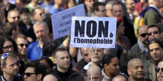France : 1020 victimes pour 1084 infractions « anti-LGBT » recensées dans les procédures des forces de sécurité en 2016
