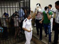 Egypte : Dix-sept hommes, accusés d'homosexualité, jugés à huis clos pour « incitation à la débauche »