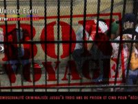 Egypte : une proposition de loi pour criminaliser l'homosexualité et ses « promoteurs »