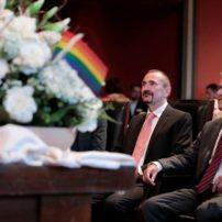 Bodo Mende et Karl Kreile, les premiers gays à se marier à Berlin : « nous sommes à présent un couple comme un autre »