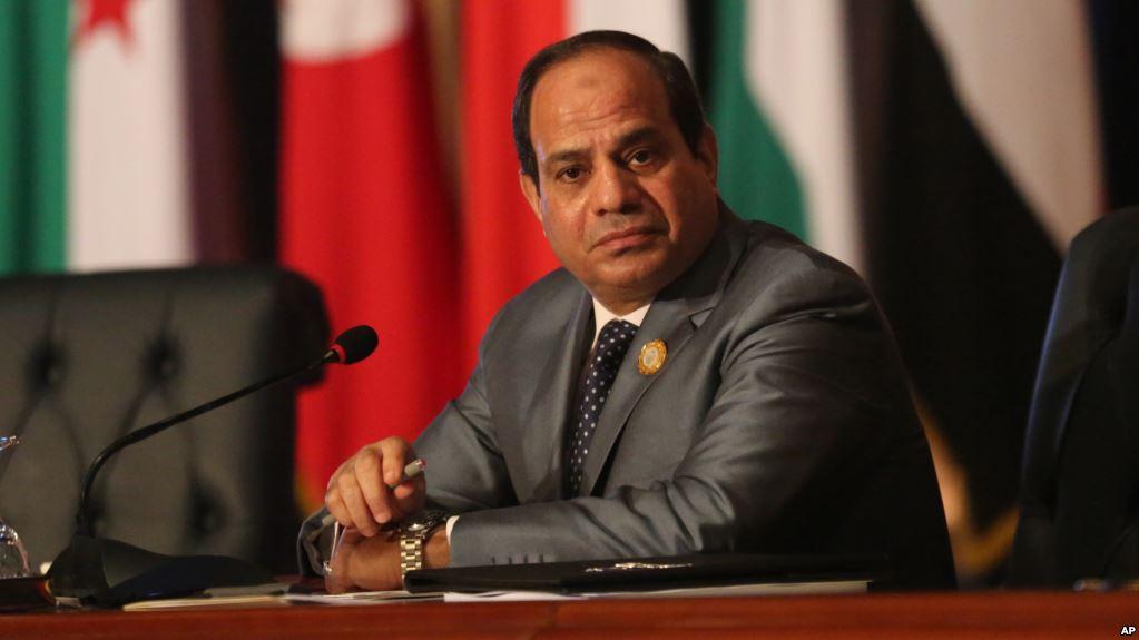 Plainte pour « torture » contre le président égyptien, Abdel Fattah Al-Sissi, devant le Procureur de la République de Paris