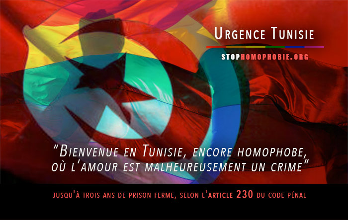 Abolir l'homophobie en Tunisie, « c'est aussi se conformer à la religion et au respect des valeurs de laquelle renvoie la constitution »
