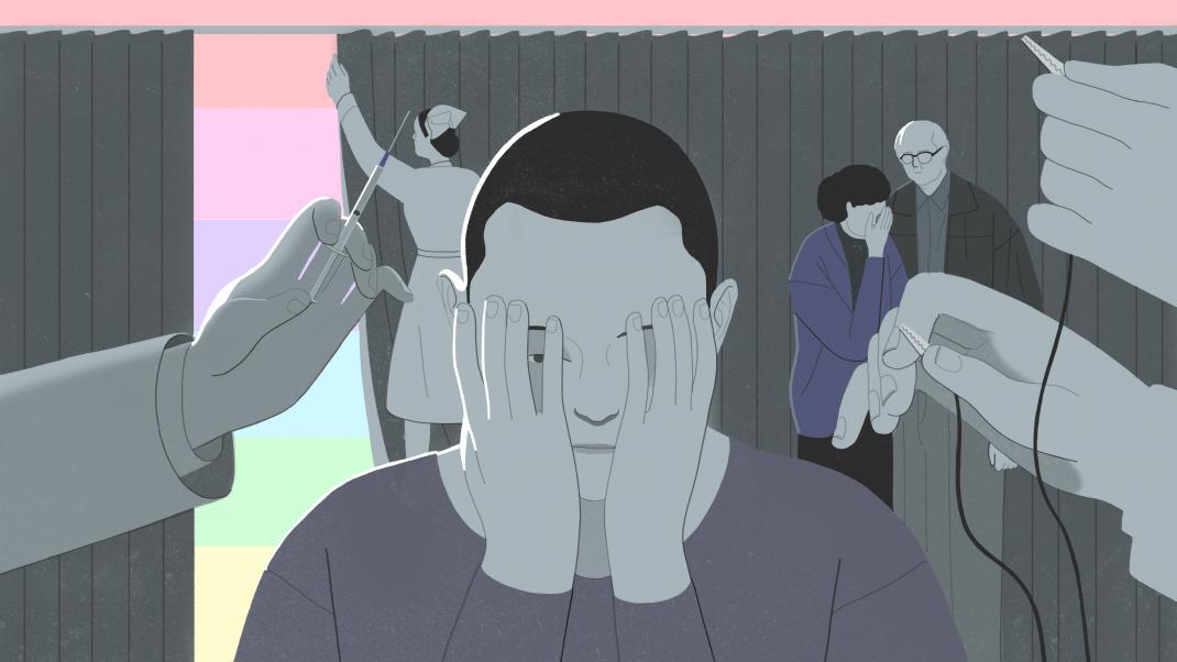 Human Right Watch appelle la Chine à mettre un terme aux « thérapies » censées « réorienter » les LGBT