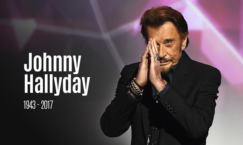 Disparition d'une légende : « Johnny Hallyday est parti. J'écris ces mots sans y croire », son épouse Laeticia (VIDEOS)