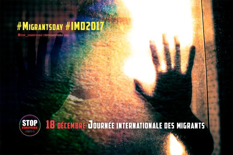 Journée internationale des migrants : plus que jamais solidaires avec les réfugiés LGBT+ persécutés dans au moins 75 pays
