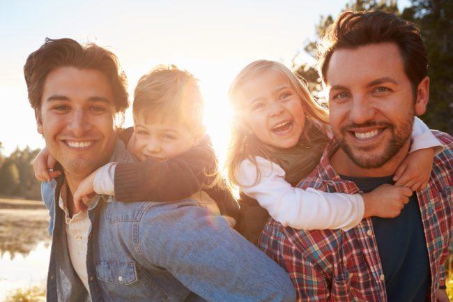 « Les couples de même sexe plus heureux que les hétérosexuels », selon une étude australo-britannique
