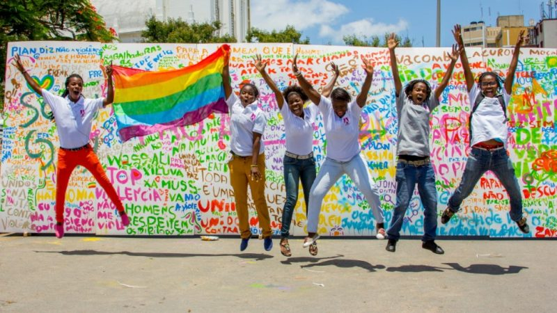 Une première association LGBT « en voie de légalisation » au Mozambique, qui a dépénalisé l'homosexualité en 2015