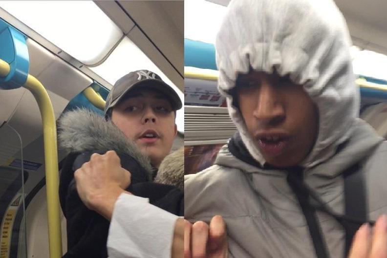 Deux ados interpellés après l'agression dans le métro londonien d'un jeune, contraint de « s'excuser d'être gay »