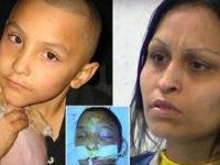 La mère de Gabriel, 8 ans, torturé parce qu'il jouait avec des poupées, plaide coupable de meurtre (VIDEO)