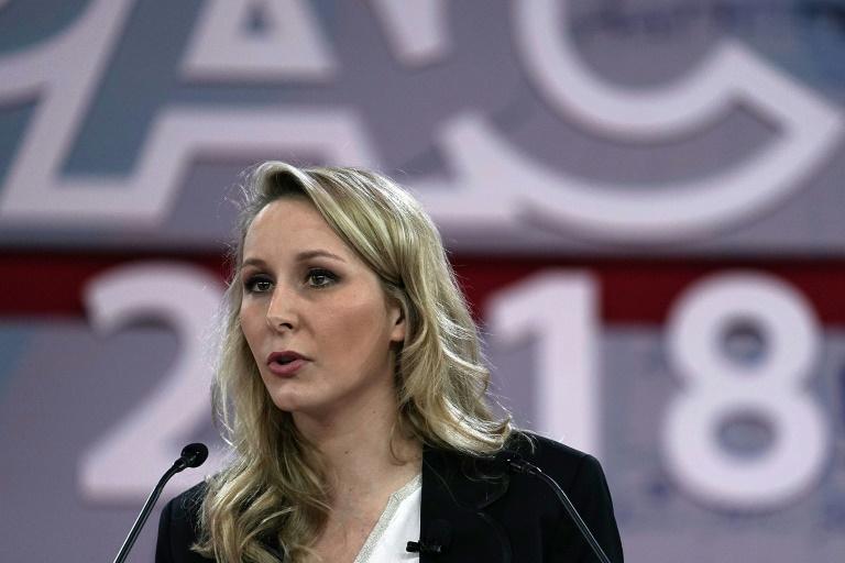 Marion Maréchal-Le Pen fustige les droits LGBT lors d'une conférence de conservateurs américains (VIDEO)