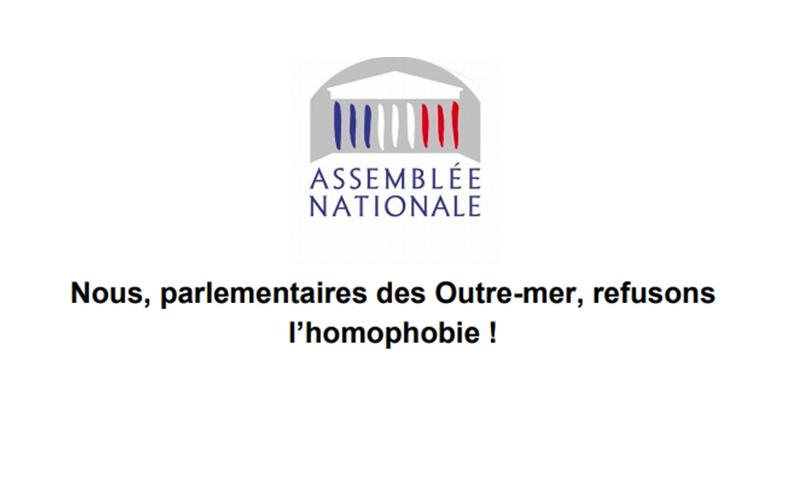 Outre-Mer : Sept députés, dont l'ex-ministre Ericka Bareigts, signent une tribune contre l'homophobie (VIDEO)