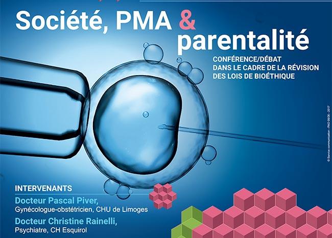 Révision des lois de bioéthique : Débat sur le thème « PMA Société Parentalité » à Limoges