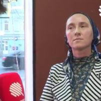 En plein centre de Moscou, une boulangerie avec un panneau indiquant « INTERDIT AUX SODOMITES » (VIDEO)