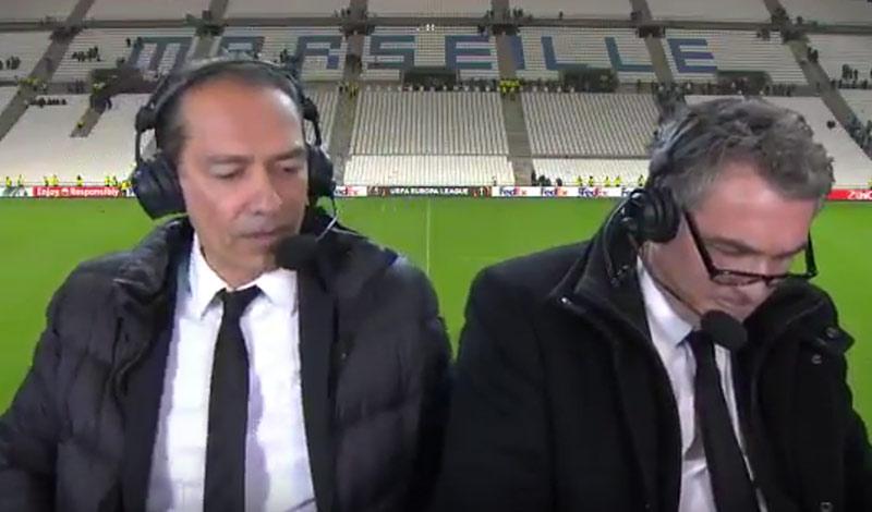 « Pédés arrogants » : Quand Denis Balbir, se croyant hors antenne, incendie des joueurs allemands (VIDEO)