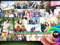 Mariage et adoption pour tou-te-s : Félicitations aux quelques 40 000 couples qui se sont dit « oui » depuis 5 ans (VIDEOS)