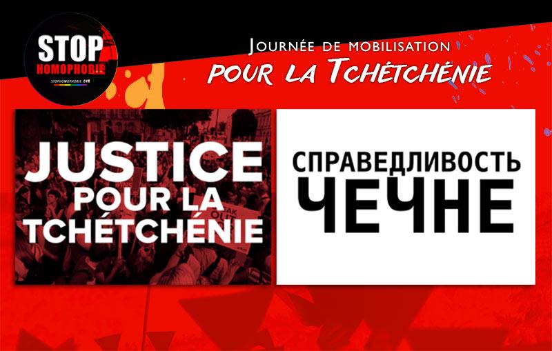 Journée de mobilisation pour la Tchétchénie : Un an après la justice n'a toujours pas été rendue !