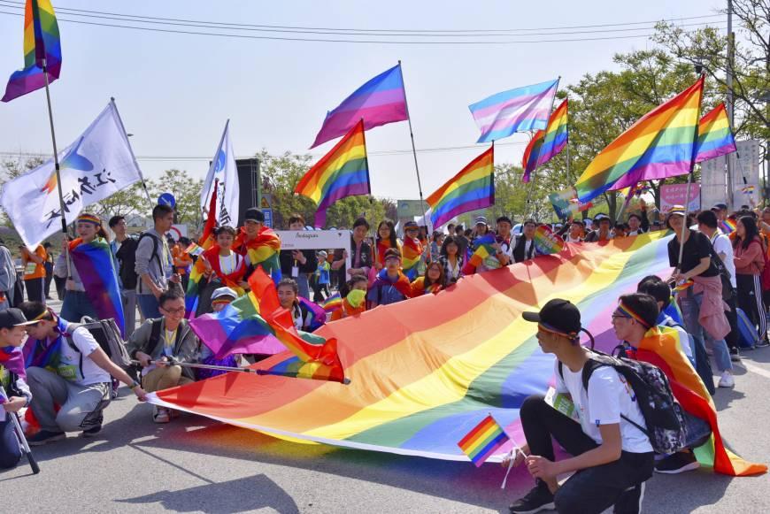 Aucune loi anti-discrimination ni de marche des fiertés, mais la Chine reste l'une des nations d'Asie les moins hostiles aux LGBT
